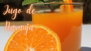 hoponopono jugo de naranjas