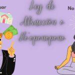 diferencia entre la ley de atraccion y el hooponopono